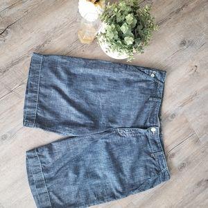 Gap Jean's | Womens Blue Shorts Size 16